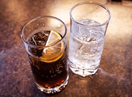 BEER & SOFT DRINK